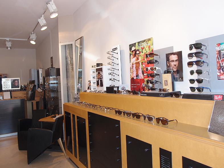 Der Optiker Roth Optic in Nürnberg ist das Fachgeschäft